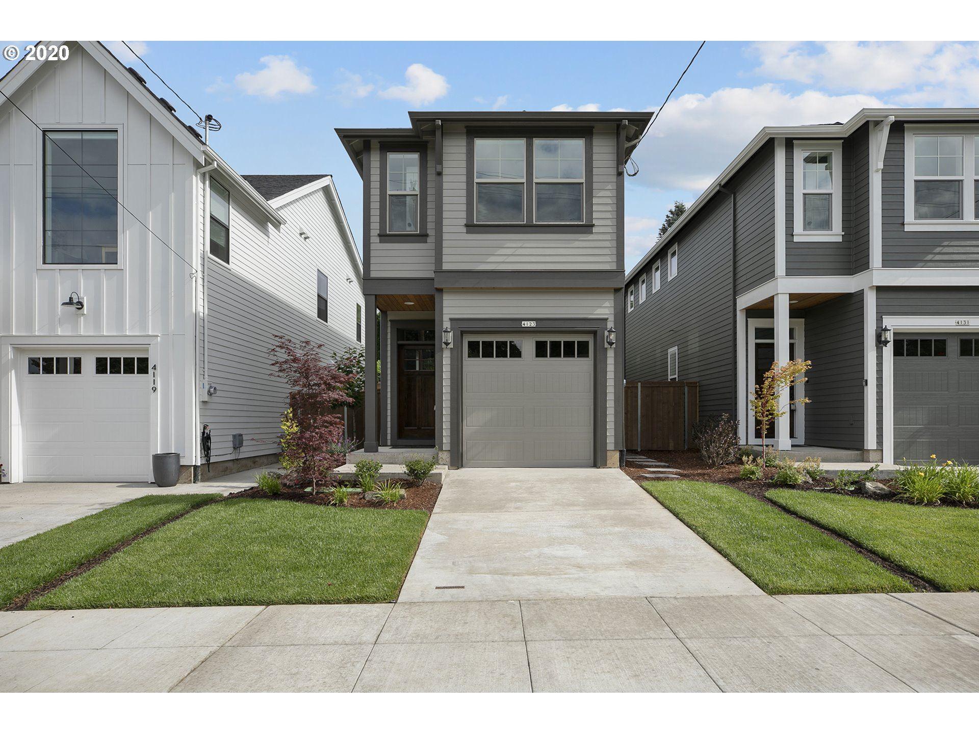 4123 SE BYBEE BLVD, Portland, OR 97202 - MLS#: 20467347