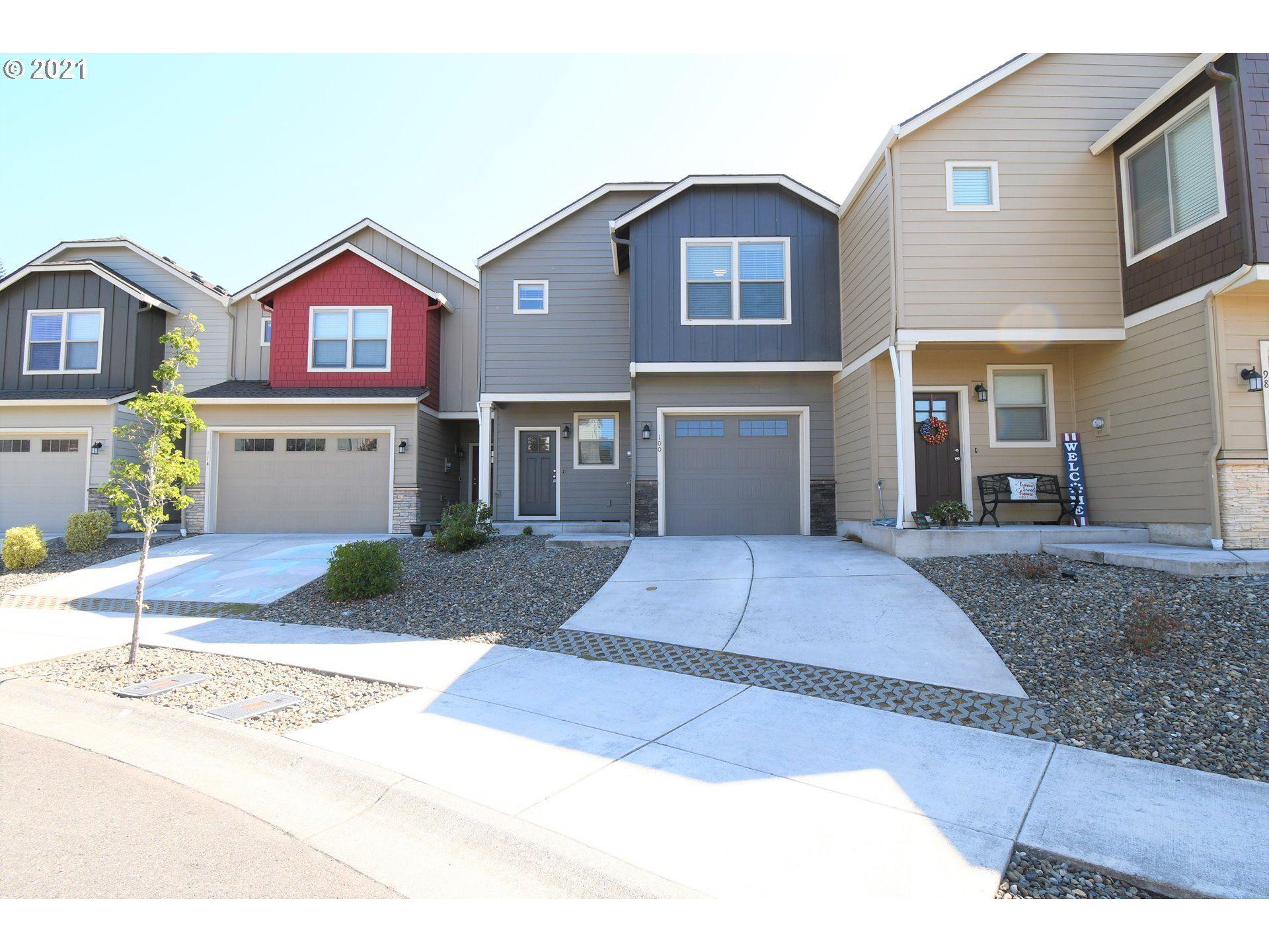 100 N 44TH PL, Ridgefield, WA 98642 - MLS#: 21381350