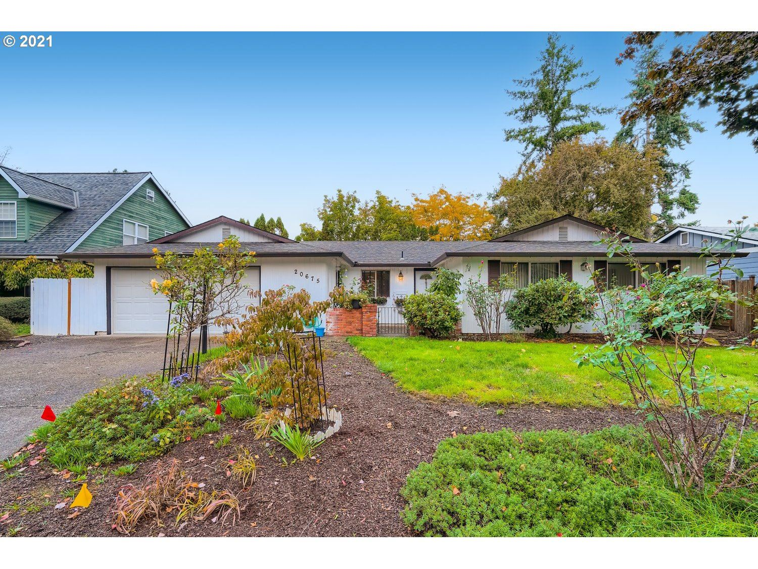 Photo of 20675 SW ROSA DR, Aloha, OR 97078 (MLS # 21585354)