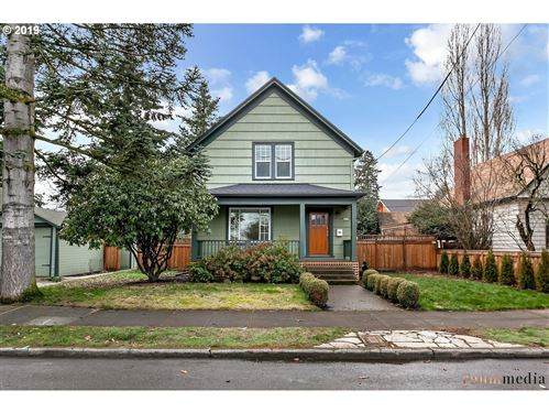 Photo of 4855 SE 65TH AVE, Portland, OR 97206 (MLS # 19005360)