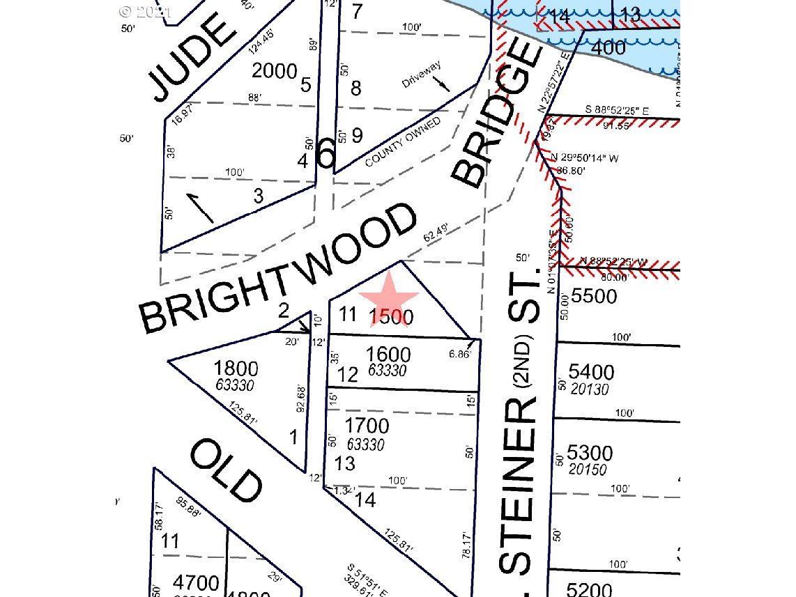 Photo of 0 E Brightwood Bridge RD, Brightwood, OR 97011 (MLS # 21668364)