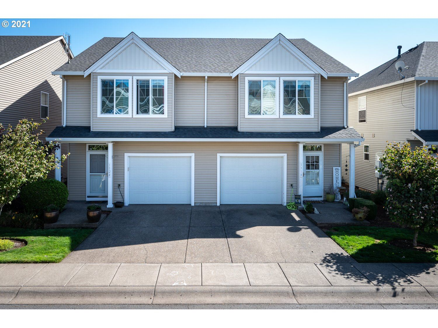 1124 N SPRUCE CT, Canby, OR 97013 - MLS#: 21025365