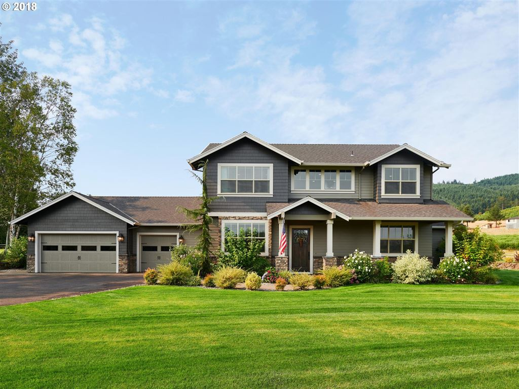 Photo for 46094 NW HILLSIDE RD, Forest Grove, OR 97116 (MLS # 18431366)