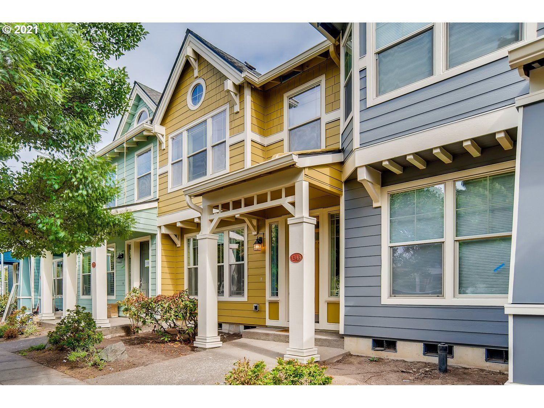 1343 SE HARNEY ST, Portland, OR 97202 - MLS#: 21208366