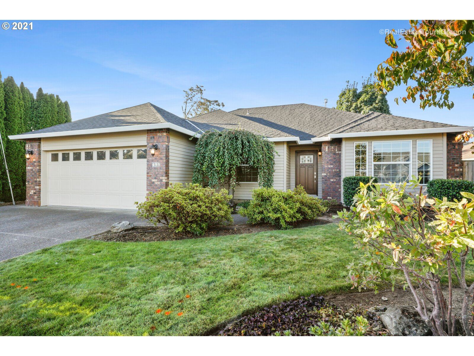 499 SE 8TH AVE, Canby, OR 97013 - MLS#: 21534366