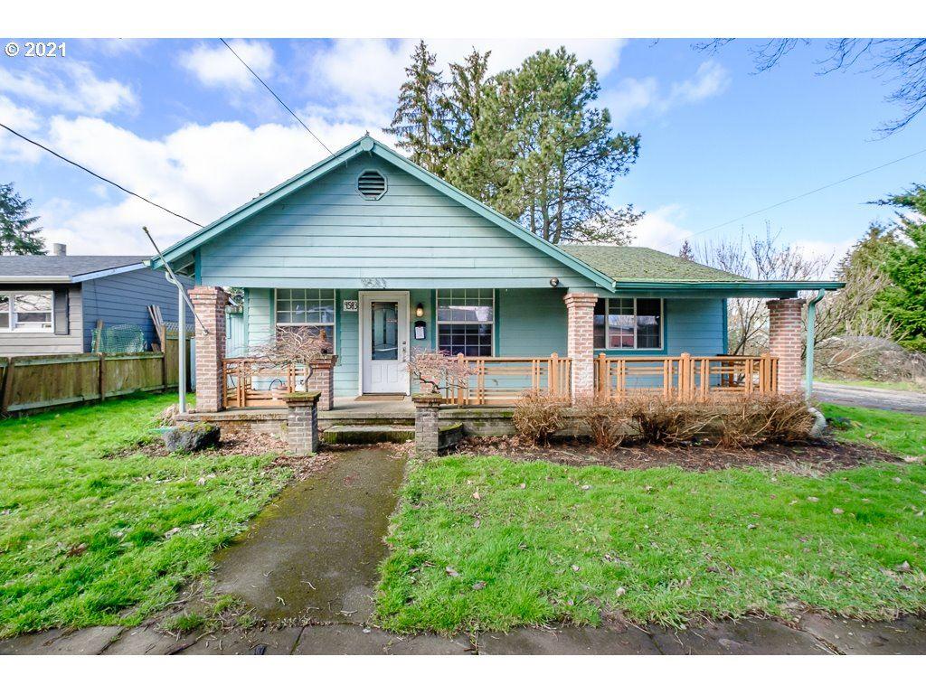 9583 N BURR AVE, Portland, OR 97203 - MLS#: 21505368