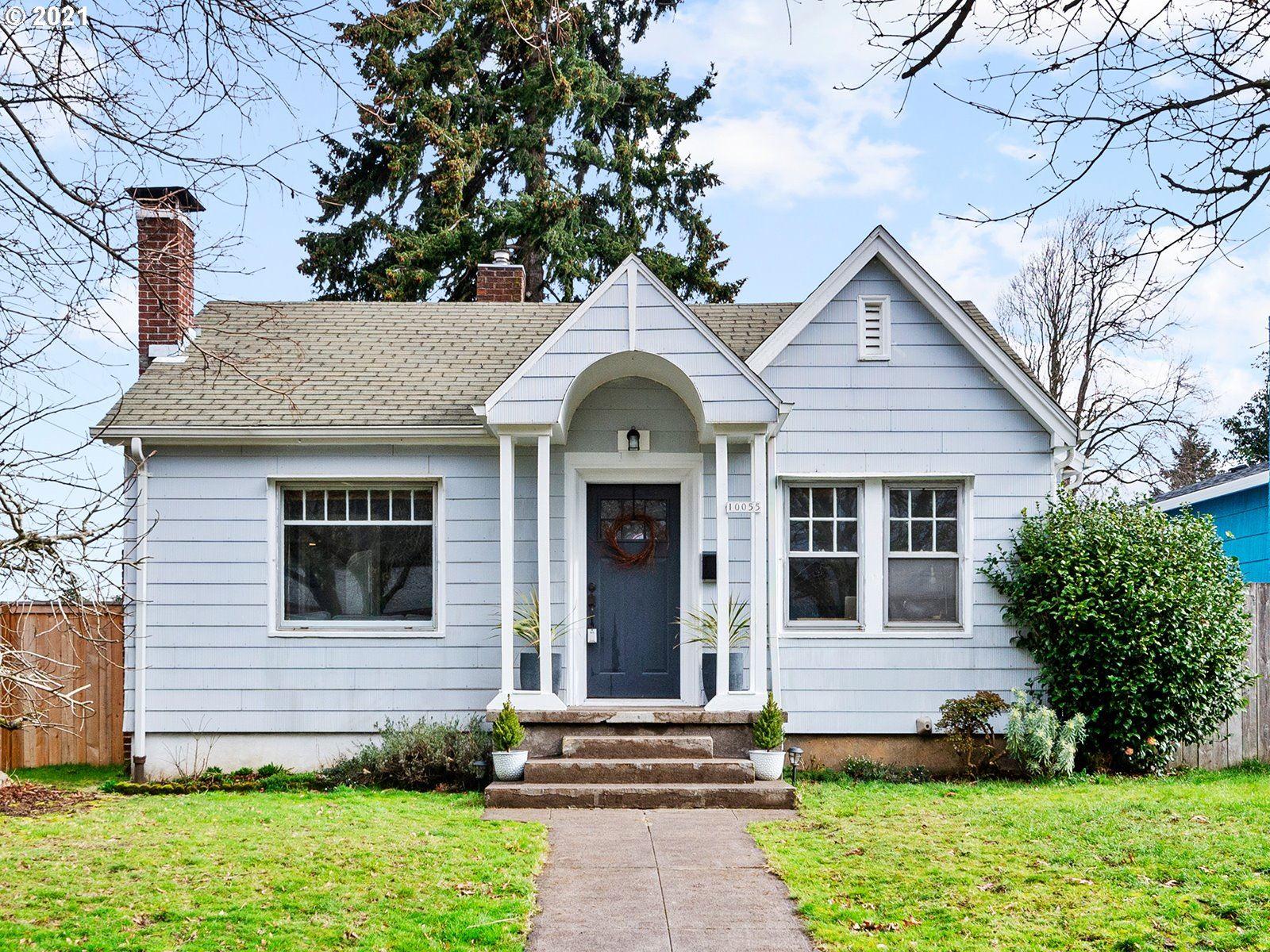 10055 N WILLAMETTE BLVD, Portland, OR 97203 - MLS#: 21026369