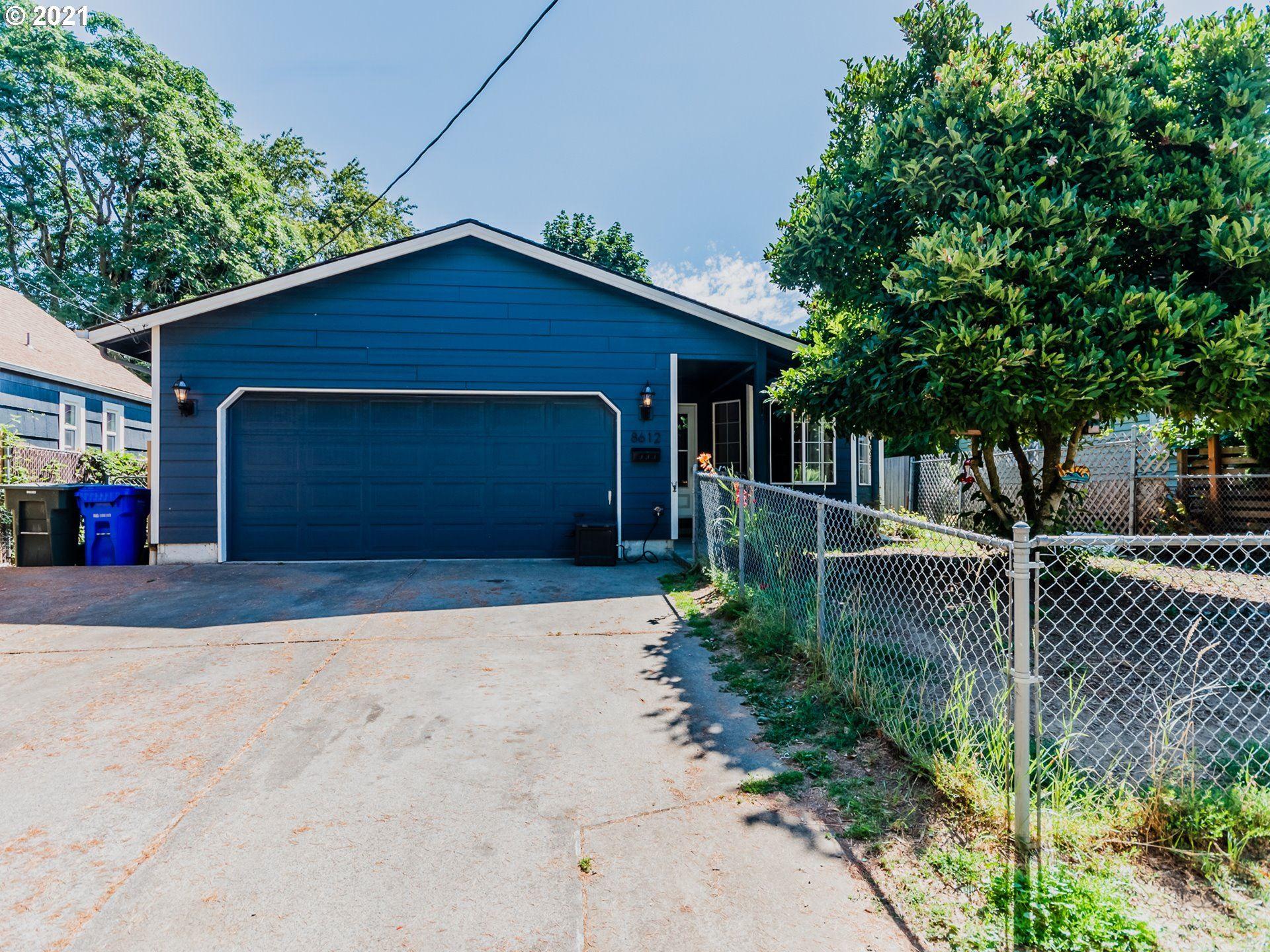 8612 N BAYARD AVE, Portland, OR 97217 - MLS#: 21574371