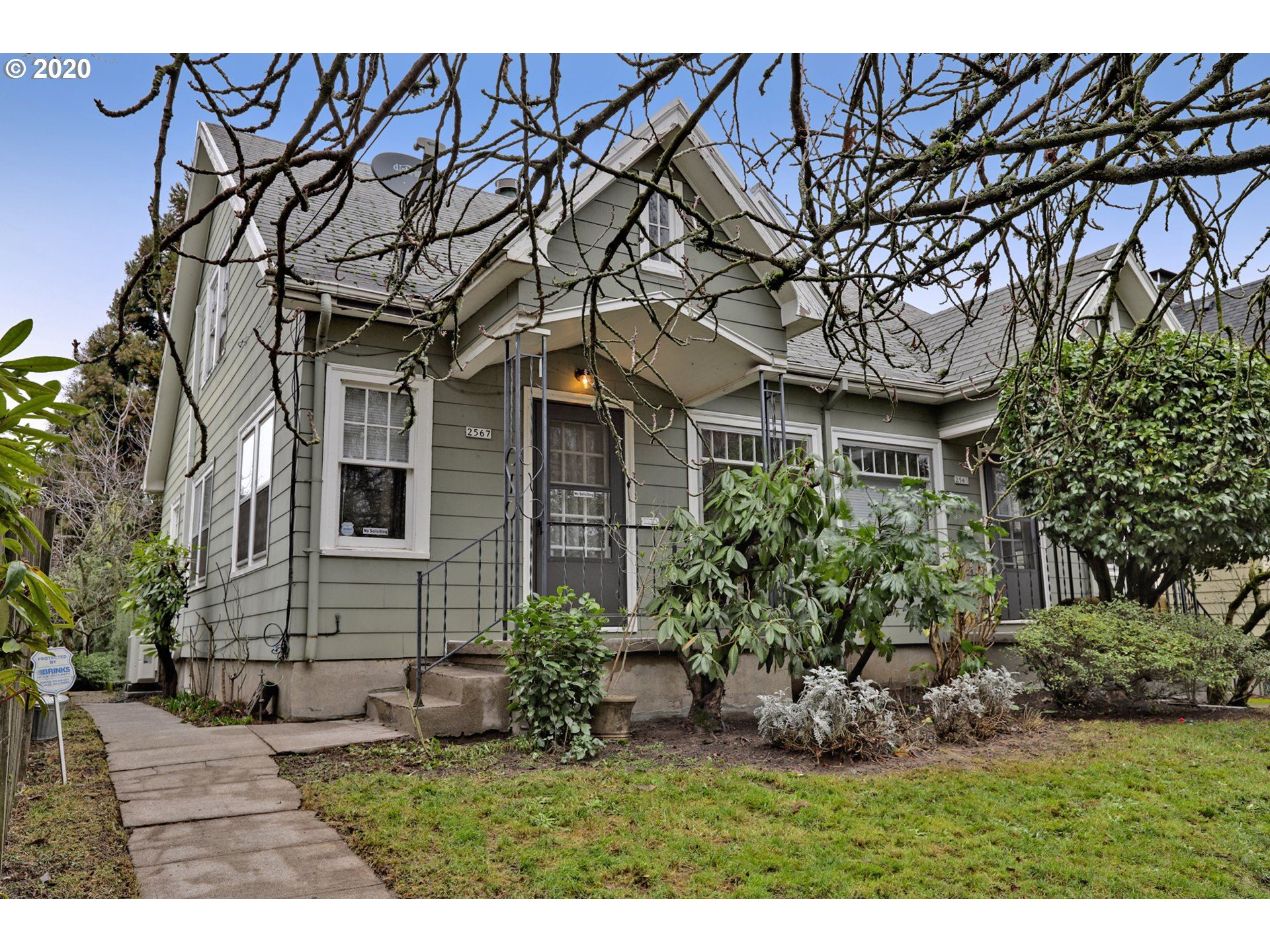 2567 NW RALEIGH ST, Portland, OR 97210 - MLS#: 20541372