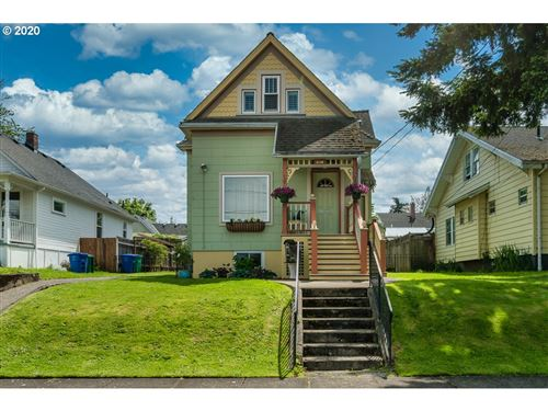 Photo of 854 NE LIBERTY ST, Portland, OR 97211 (MLS # 20378376)