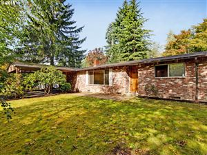 Photo of 10495 NW LEAHY RD, Portland, OR 97229 (MLS # 19216377)