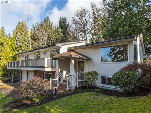 Photo of 3370 SW 66TH AVE, Portland, OR 97225 (MLS # 20357378)