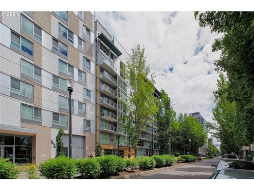 Tiny photo for 533 NE HOLLADAY ST #405, Portland, OR 97232 (MLS # 21097379)
