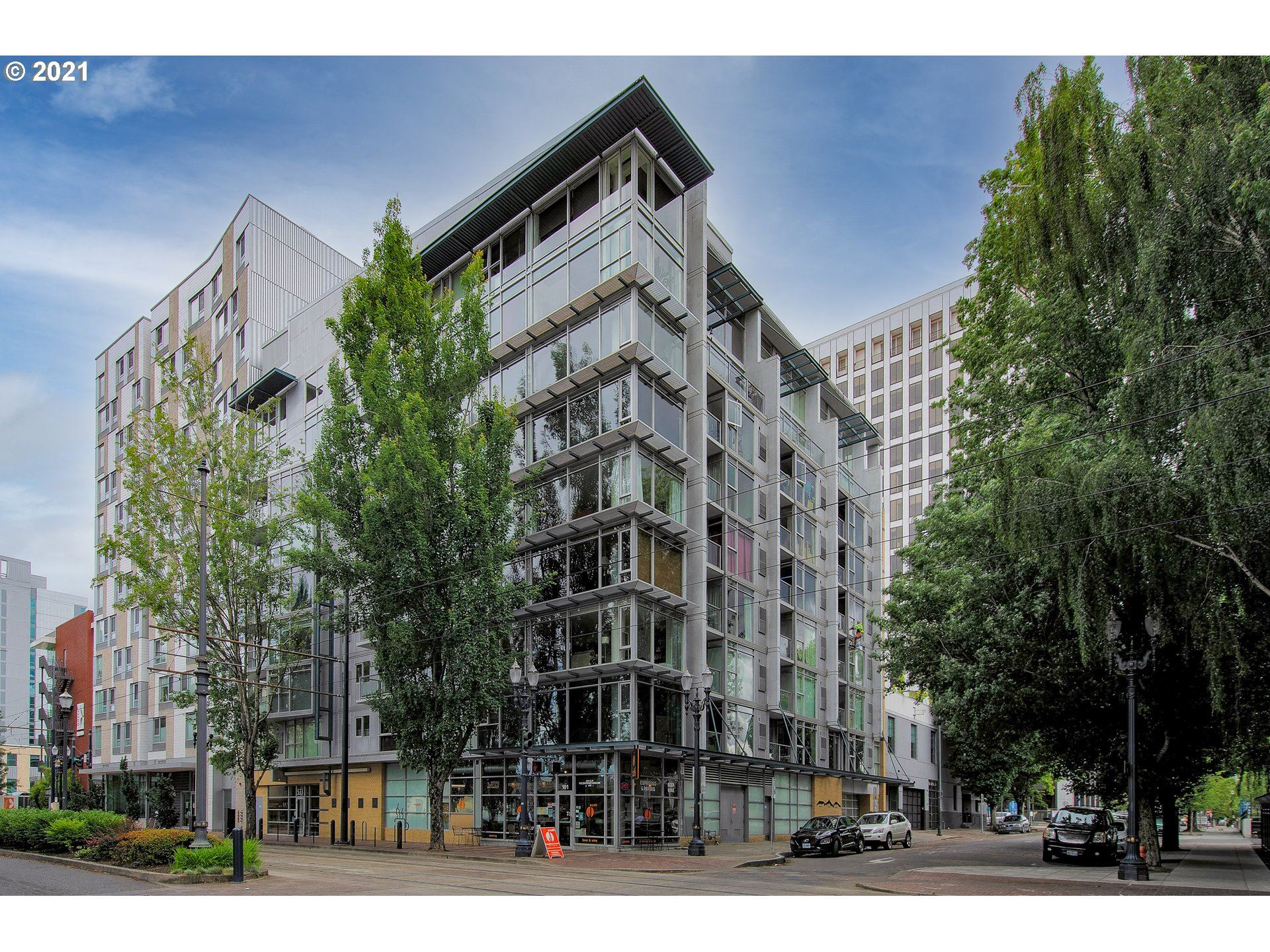 Photo for 533 NE HOLLADAY ST #405, Portland, OR 97232 (MLS # 21097379)
