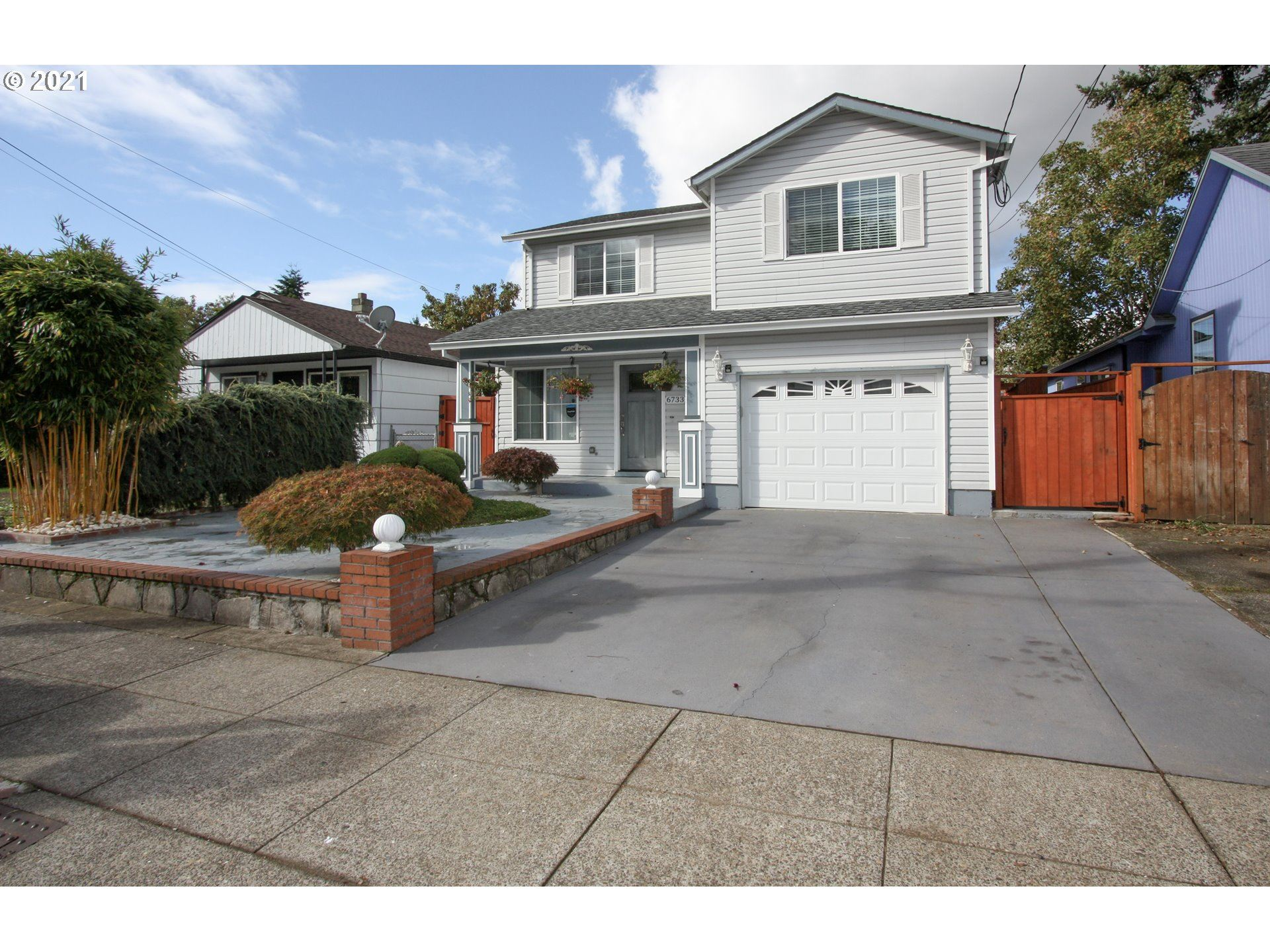 6733 SE 87TH AVE, Portland, OR 97266 - MLS#: 21134382