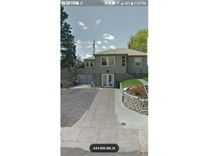 Photo of 649 NW 8TH ST, Pendleton, OR 97801 (MLS # 18196389)