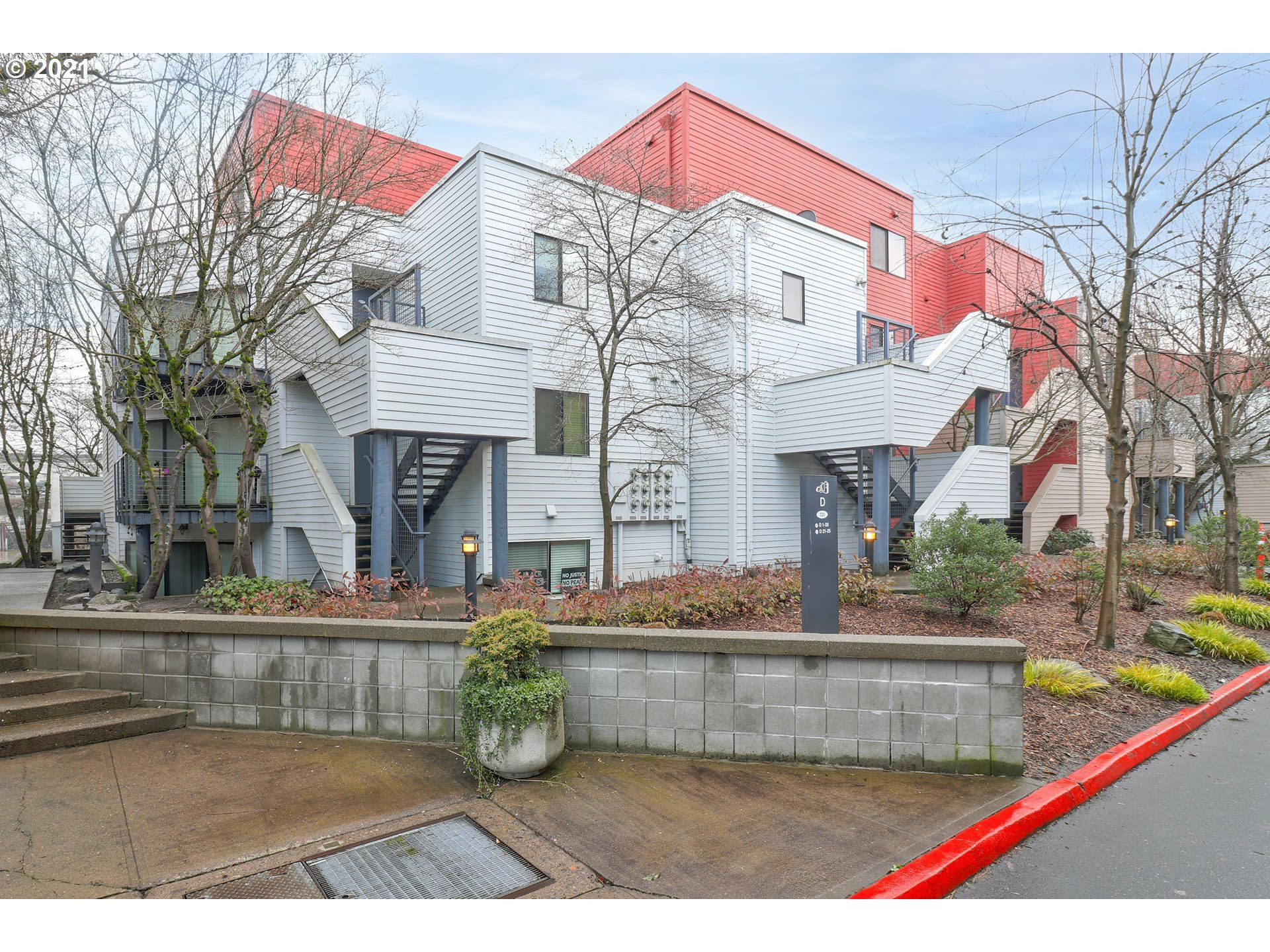 720 NW NAITO PKWY #D23, Portland, OR 97209 - MLS#: 21199394