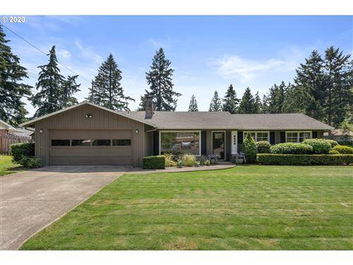 Photo of 9501 SE BUTTE AVE, Vancouver, WA 98664 (MLS # 20178399)
