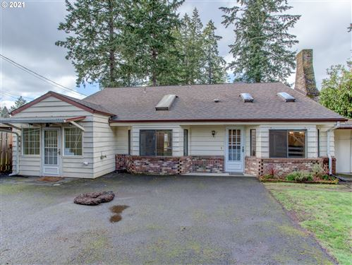 Tiny photo for 17503 BRYANT RD, Lake Oswego, OR 97035 (MLS # 21469401)