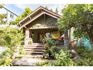 Photo of 1526 SE 23RD AVE, Portland, OR 97214 (MLS # 19048402)