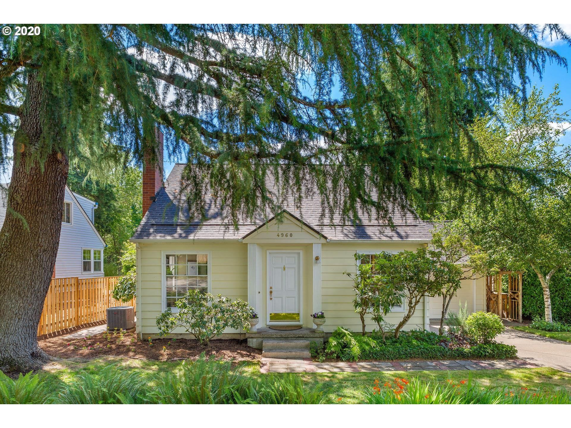 4960 SW 31ST DR, Portland, OR 97239 - MLS#: 20147402