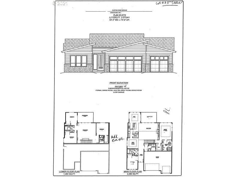 3010 W MCKEVER RD, Washougal, WA 98671 - MLS#: 21549405