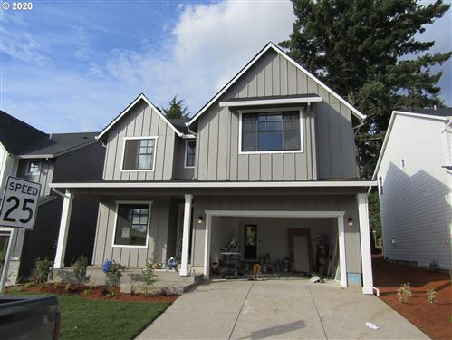 Photo of 15087 SW Parkplace LN, Tigard, OR 97224 (MLS # 20100407)