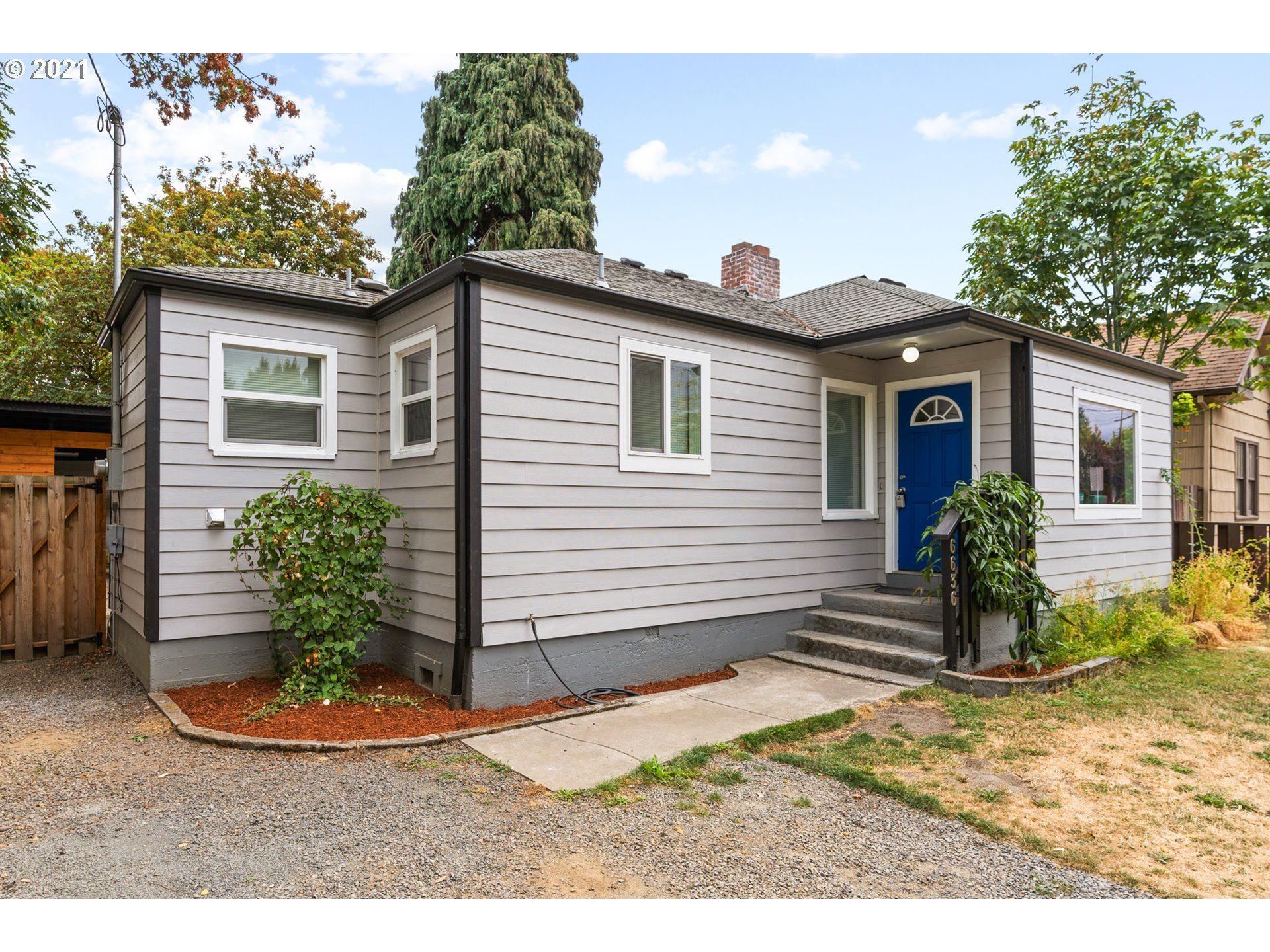 6636 N COLUMBIA WAY, Portland, OR 97203 - MLS#: 21557409