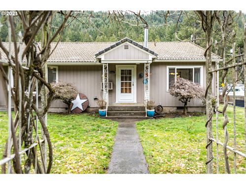 Tiny photo for 46851 WINFREY RD, Westfir, OR 97492 (MLS # 21480415)