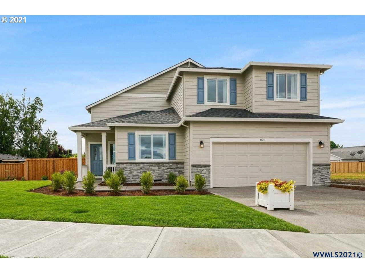 Photo of 1040 Winfield ST, Gervais, OR 97026 (MLS # 21216416)