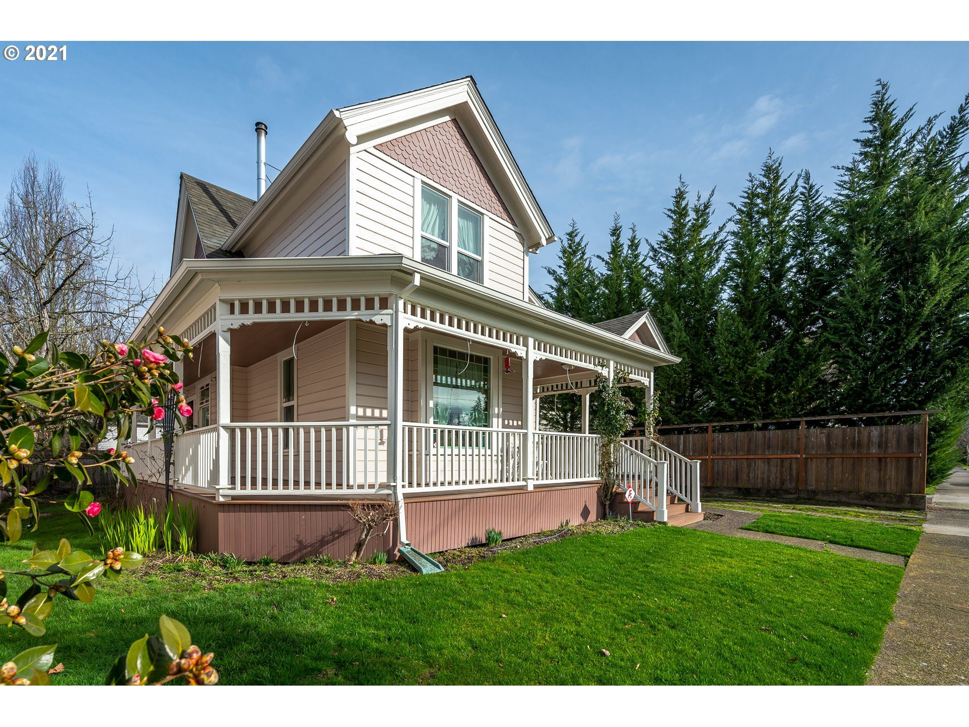 219 SE LINCOLN ST, McMinnville, OR 97128 - MLS#: 21008418