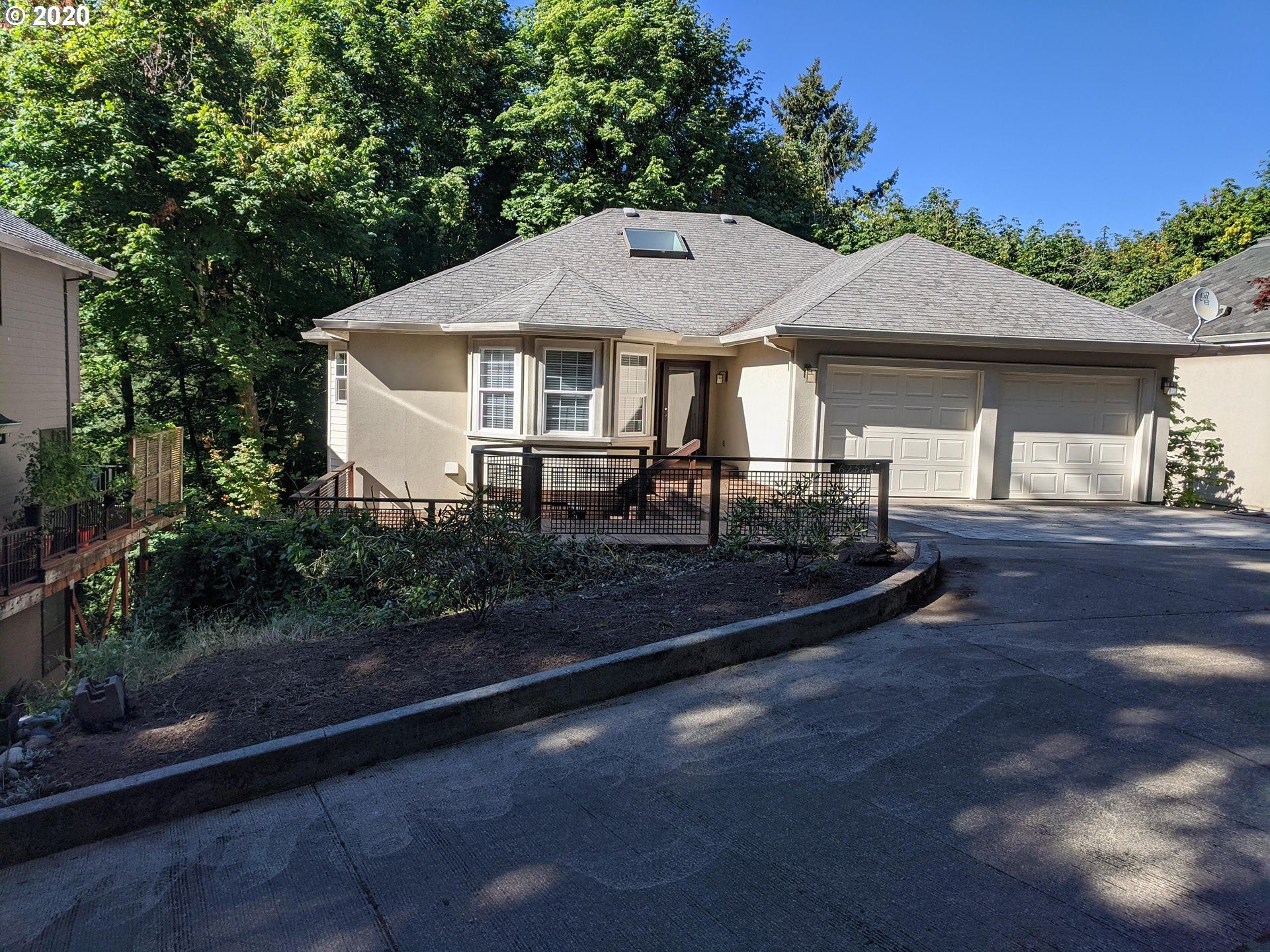6254 SW BURLINGAME AVE #A, Portland, OR 97239 - MLS#: 20499421