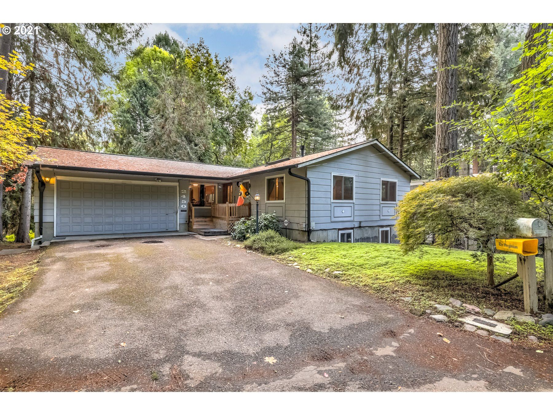 Photo of 2450 SW 178TH AVE, Beaverton, OR 97003 (MLS # 21665422)