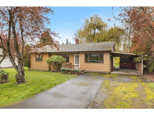 Photo of 7980 SW OBRIEN ST, Portland, OR 97223 (MLS # 20610430)