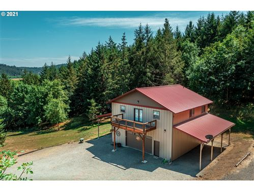Photo of 21500 SW EAGLE POINT RD, McMinnville, OR 97128 (MLS # 21665430)