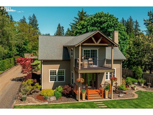 Photo of 3510 NW WESTSIDE RD, McMinnville, OR 97128 (MLS # 21578437)