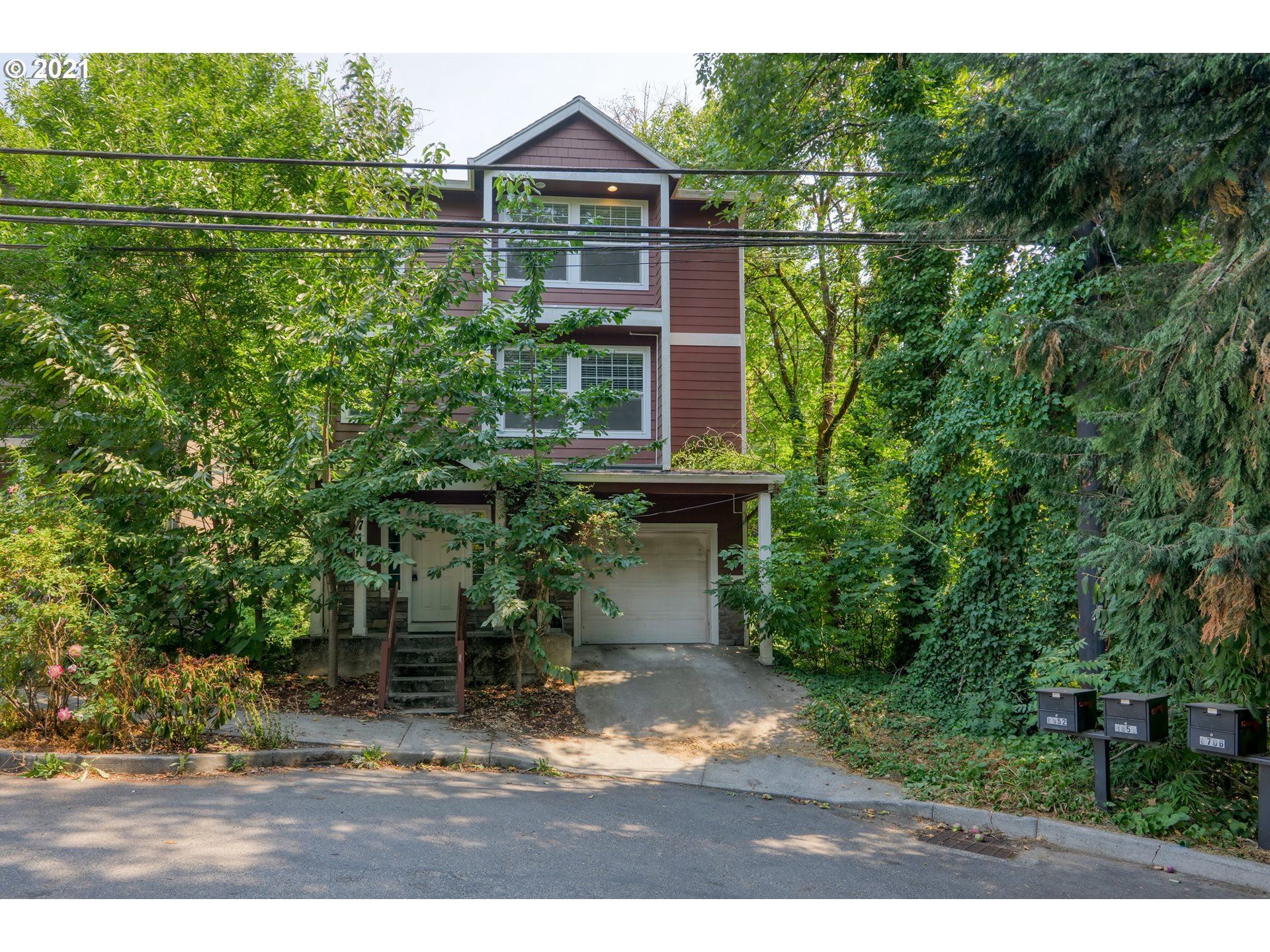 8714 SW 11TH AVE, Portland, OR 97219 - MLS#: 21515437