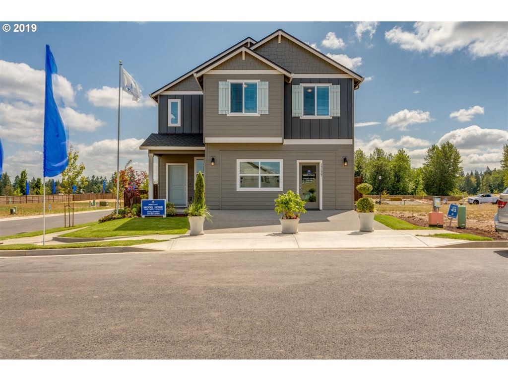 Photo for 1813 NE 171ST ST LOT19 #LOT19, Ridgefield, WA 98642 (MLS # 19087439)