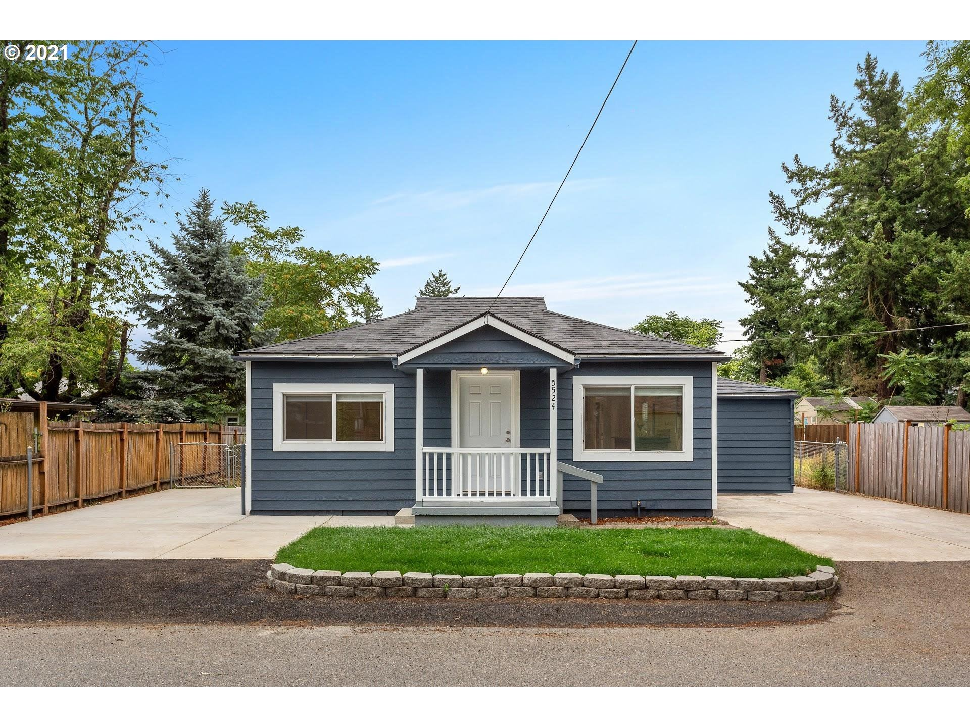 5524 SE 115TH AVE, Portland, OR 97266 - MLS#: 21071439