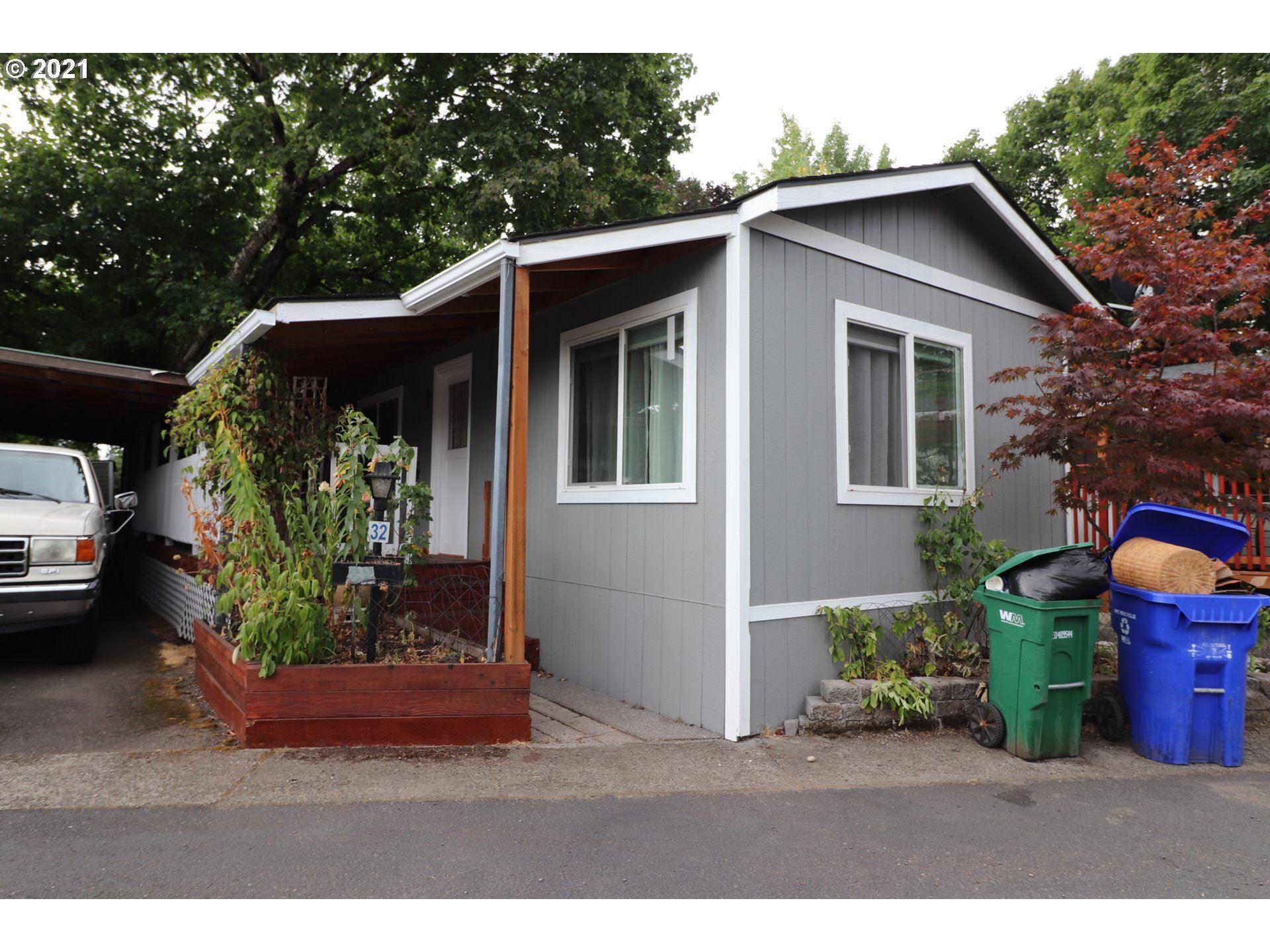 18625 E BURNSIDE ST #32, Portland, OR 97233 - MLS#: 21590441