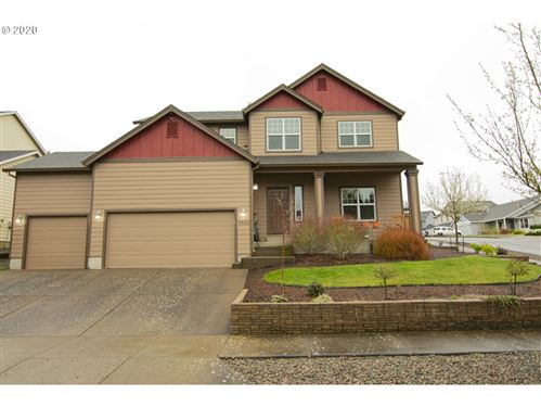 Photo of 3552 NE SPRING MEADOW DR, McMinnville, OR 97128 (MLS # 20298444)