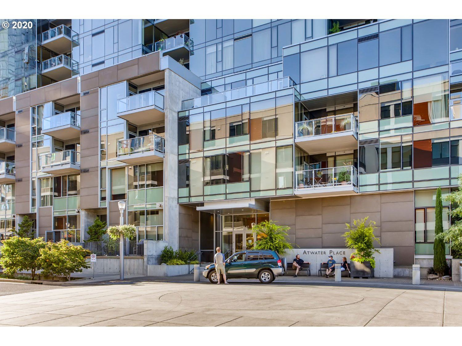 841 SW GAINES ST #1802, Portland, OR 97239 - MLS#: 20103448
