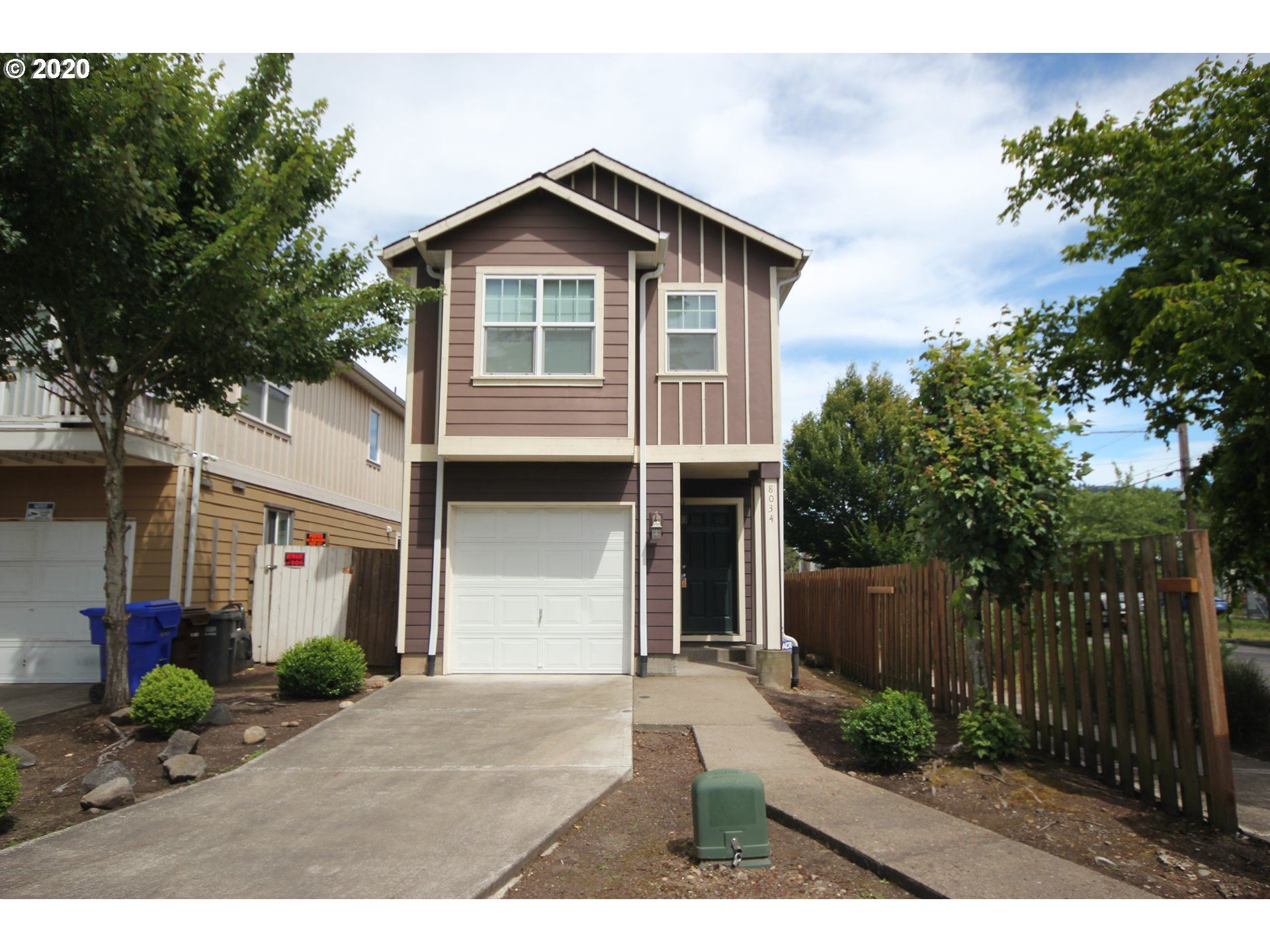 8034 SE 80TH PL, Portland, OR 97206 - MLS#: 20337452