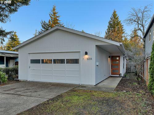 Photo of 5014 SE TOLMAN ST, Portland, OR 97206 (MLS # 20314457)