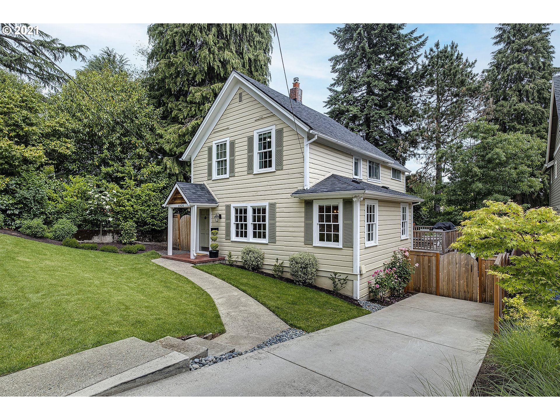6920 SW 7TH AVE, Portland, OR 97219 - MLS#: 21448457