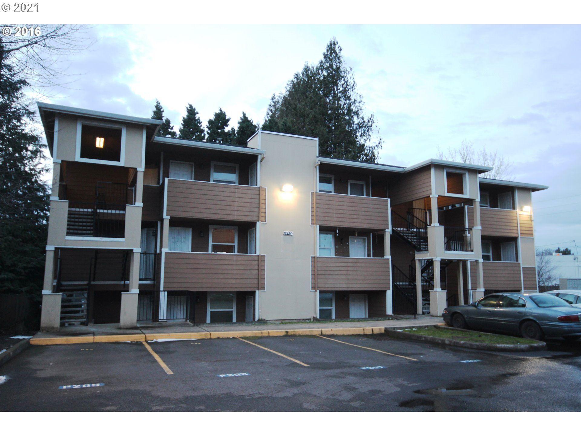 9257 SE CLINTON ST #401, Portland, OR 97266 - MLS#: 21006461