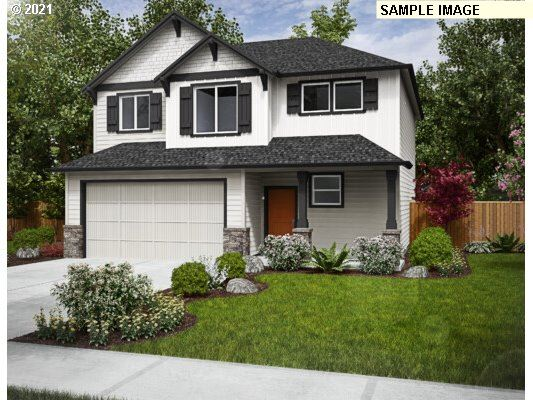 Photo of 164 W 18th ST, Lafayette, OR 97127 (MLS # 21321463)