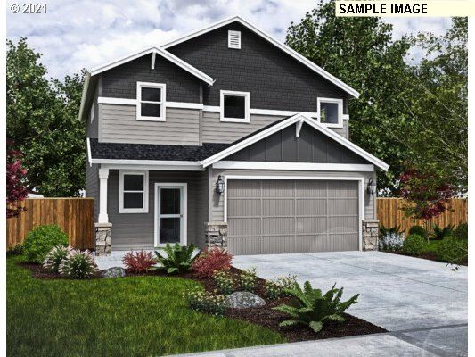 Photo of 152 W 17TH ST #LOT26, Lafayette, OR 97127 (MLS # 21325470)
