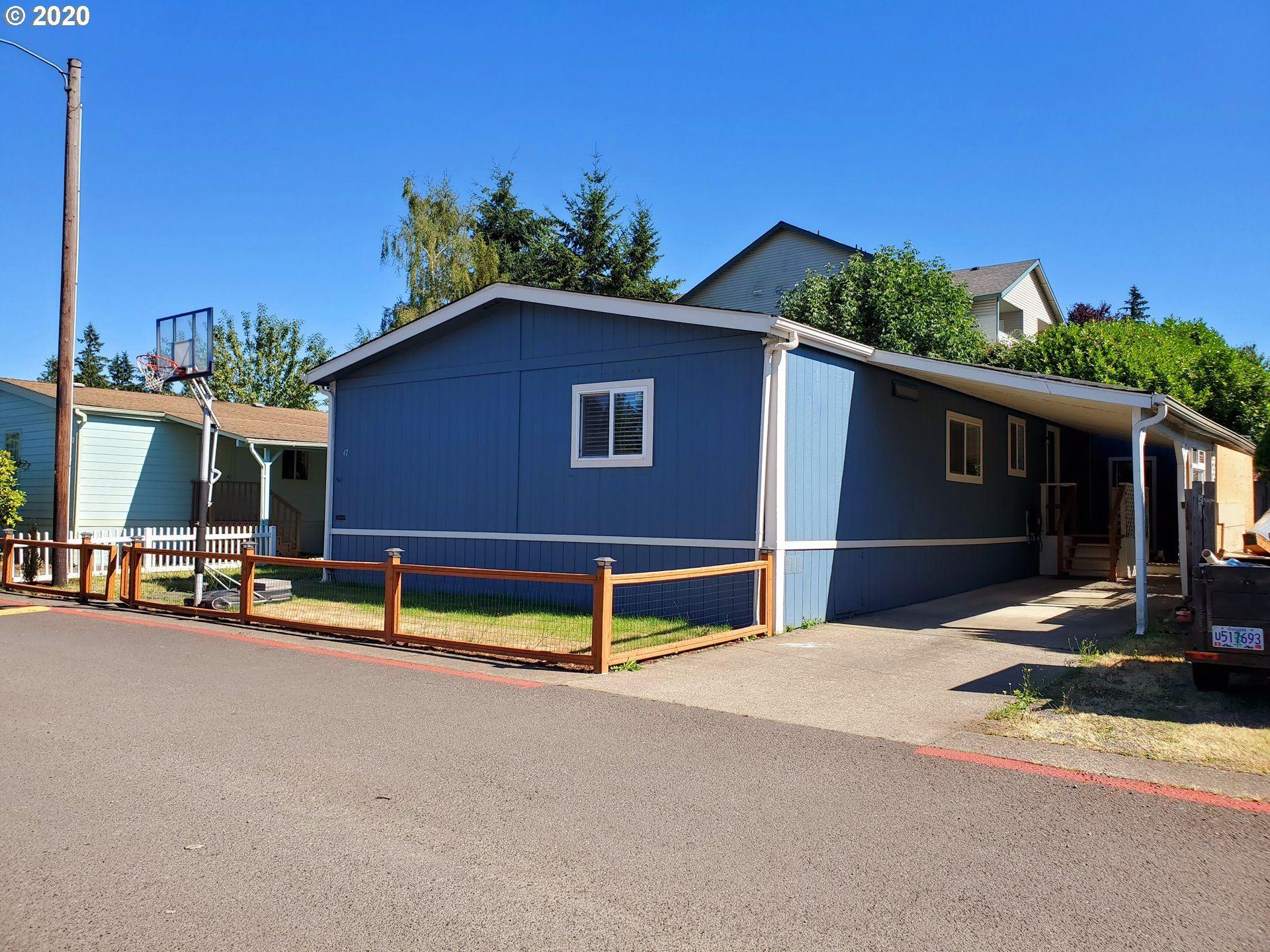 13115 SE FOSTER RD #47, Portland, OR 97236 - MLS#: 20278471