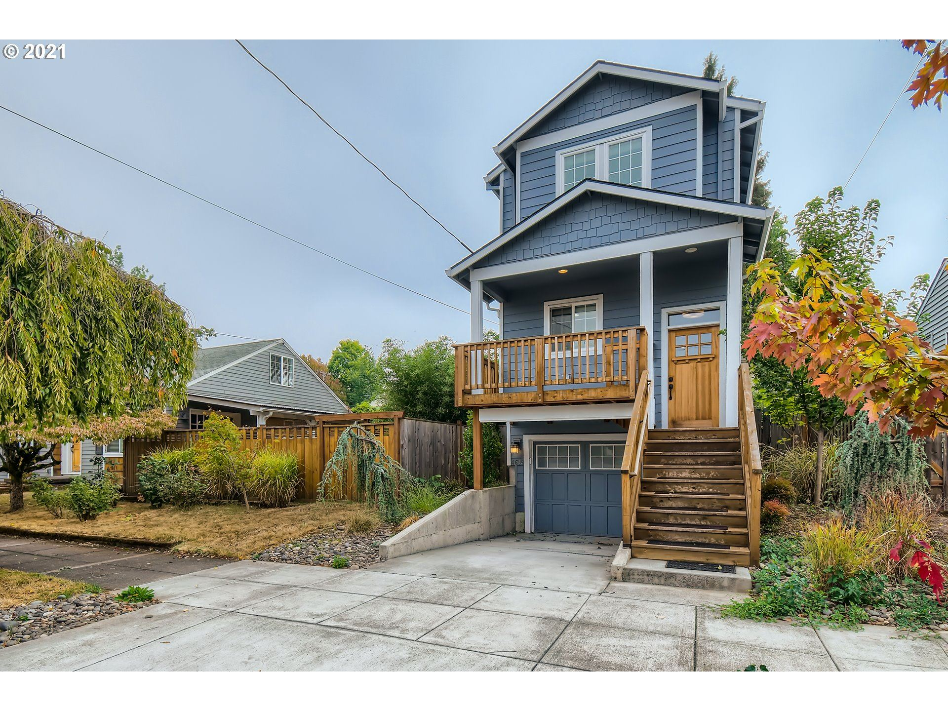 4616 SE 37TH AVE, Portland, OR 97202 - MLS#: 21064472